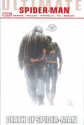 Ultimate Comics Spider-man: Death Of Spider-man Omnibus av Brian M Bendis og Mark Millar (Innbundet)