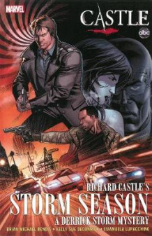 Castle: Richard Castle's Storm Season av Brian Michael Bendis og Kelly Sue Deckonnick (Heftet)