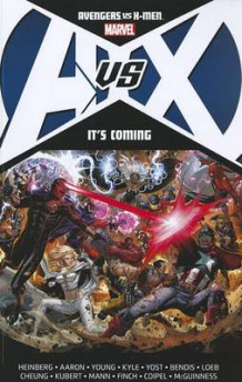 Avengers Vs. X-men: It's Coming av Jason Aaron, Skottie Young og Allan Heinberg (Heftet)