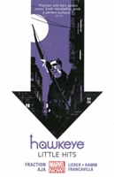 Omslag - Hawkeye: Little Hits (Marvel Now) Volume 2
