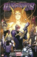 Guardians Of The Galaxy Volume 2: Angela (marvel Now) av Brian Michael Bendis (Heftet)