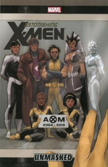 Astonishing X-Men: Unmasked Volume 12 av Marjorie M. Liu (Heftet)