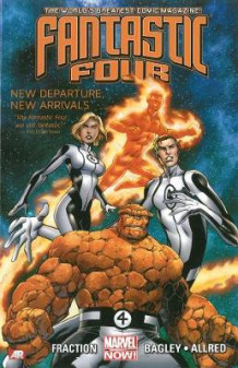 Fantastic Four - Volume 1: New Departure, New Arrivals (marvel Now) av Matt Fraction (Heftet)