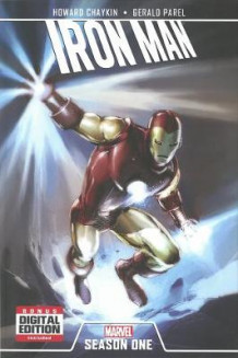 Iron Man: Season one av Howard Chaykin (Innbundet)