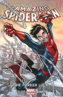 Amazing Spider-man Volume 1: The Parker Luck av Dan Slott (Heftet)