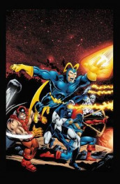 Guardians Of The Galaxy: Tomorrow's Avengers - Volume 1 av Chris Claremont, Gerry Conway og Steve Gerber (Heftet)
