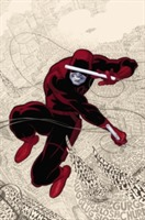 Daredevil: Volume 1 av Mark Waid (Innbundet)