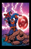 Avengers Vs. Thanos av Jim Starlin, Mike Friedrich og Steve Englehart (Heftet)