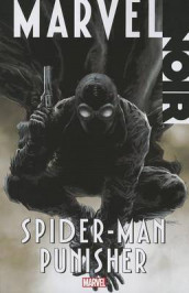 Marvel Noir: Spider-man/punisher av David Hine og Frank Tieri (Heftet)