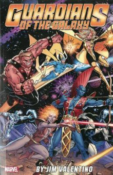Guardians of the Galaxy: Volume 1 av Tom DeFalco, Jim Valentino og Len Kaminski (Heftet)