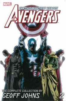Avengers: Complete Collection Volume 2 av Geoff Johns (Heftet)