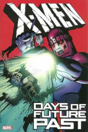 X-men: Days Of Future Past av Chris Claremont og Walter Simonson (Innbundet)