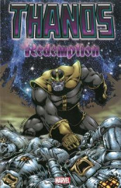 Thanos: Redemption av Keith Giffen og Jim Starlin (Heftet)