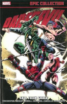 Daredevil Epic Collection: Fall From Grace av Gregory Wright (Heftet)