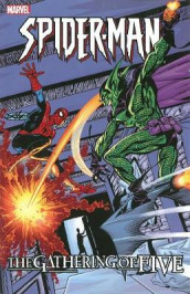 Spider-man: The Gathering Of Five av John BYRNE, Todd Dezago og Howard Mackie (Heftet)