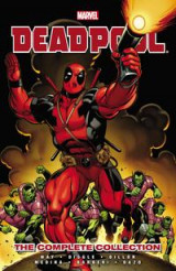 Omslag - Deadpool: Complete Collection Volume 1