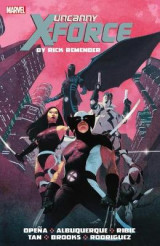Omslag - Uncanny X-Force: Complete Collection Volume 1