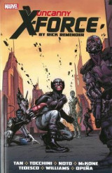 Omslag - Uncanny X-Force: Complete Collection Volume 2