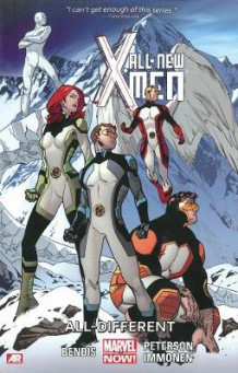 All-new X-men Volume 4: All-different (marvel Now) av Brian Michael Bendis (Heftet)