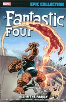 Fantastic Four Epic Collection: All In The Family av Stan Lee, Jim Shooter og Roger Stern (Heftet)