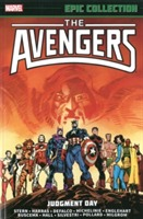 Avengers Epic Collection: Judgement Day av Tom Defalco, David Michelinie og Roger Stern (Heftet)