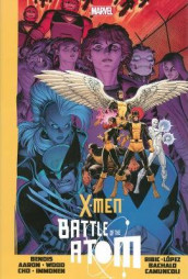 X-men: Battle Of The Atom av Jason Aaron, Brian M Bendis og Brian Wood (Innbundet)