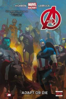 Avengers: Adapt or Die (Marvel Now) Volume 5 av Jonathan Hickman (Heftet)