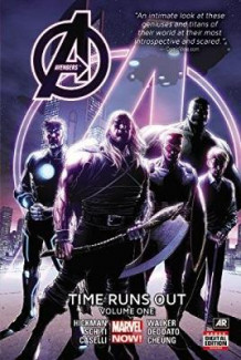 Avengers: Time Runs Out Volume 1 av Jonathan Hickman (Heftet)