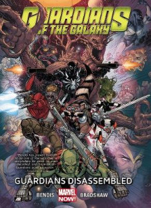 Guardians of the Galaxy: Guardians Disassembled (Marvel Now) Volume 3 av Brian Bendis (Heftet)