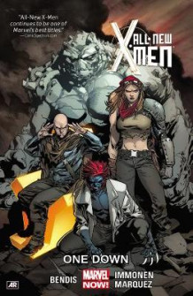 All-New X-Men: One Down (Marvel Now) Volume 5 av Brian Michael Michael (Heftet)