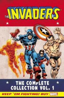 Invaders Classic: The Complete Collection Volume 1 av Frank Robbins og Roy Thomas (Heftet)