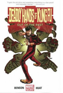 Deadly Hands Of Kung Fu: Out Of The Past av Mike Benson (Heftet)