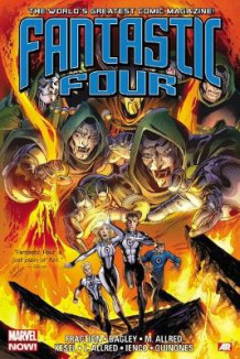 Fantastic Four By Matt Fraction Omnibus av Matt Fraction og Karl Kesel (Innbundet)