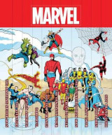 Omslag - Marvel Famous Firsts: 75th Anniversary Masterworks Slipcase Set