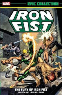 Iron Fist Epic Collection: the Fury of Iron Fist av Roy Thomas (Heftet)