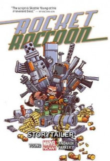 Rocket Raccoon Vol. 2: Storytailer: Volume 2 av Skottie Young (Heftet)