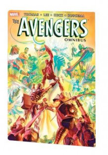 Avengers, the Omnibus: Volume 2 av Stan Lee, Gary Friedrich og Roy Thomas (Innbundet)