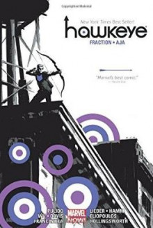 Hawkeye By Matt Fraction & David Aja Omnibus av Matt Fraction (Innbundet)