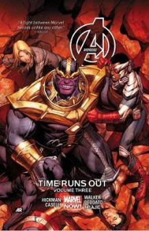 Avengers: Time Runs Out Vol. 3 av Jonathan Hickman (Heftet)