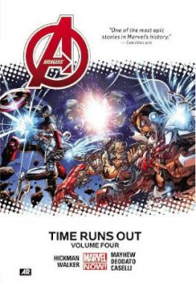 Avengers: Time Runs Out Vol. 4 av Jonathan Hickman (Heftet)