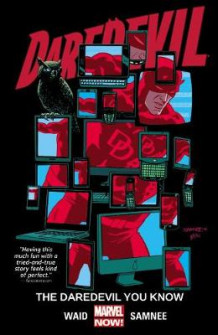 Daredevil Volume 3: the Daredevil You Know: Volume 3 av Mark Waid (Heftet)