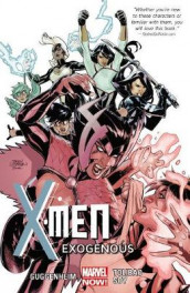 X-men Volume 4: Exogenous av Marc Guggenheim (Heftet)