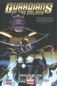 Guardians of the Galaxy: Original Sin Volume 4 av Brian Bendis (Innbundet)