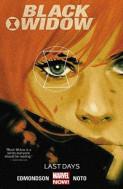 Black Widow Volume 3: Last Days