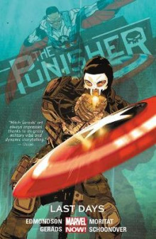 Punisher, The Volume 3: Last Days av Nathan Edmondson (Heftet)