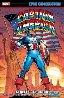 Captain America Epic Collection: Streets of Poison av Mark Gruenwald (Heftet)