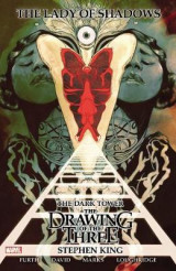 Omslag - Dark Tower: The Drawing of the Three: Lady of Shadows