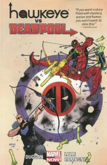 Hawkeye Vs. Deadpool av Gerry Duggan (Heftet)