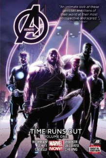 Avengers: Time Runs Out: Volume 1 av Jonathan Hickman (Innbundet)