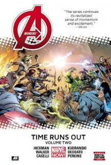Avengers: Time Runs Out Volume 2: Volume 2 av Jonathan Hickman (Heftet)